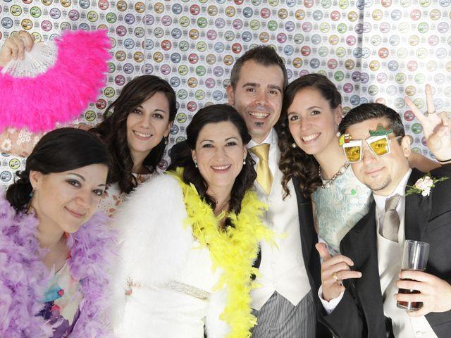 La boda de Helio y Mariajo en Chinchon, Madrid 29