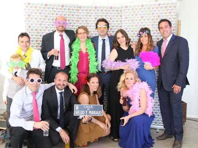 La boda de Helio y Mariajo en Chinchon, Madrid 30