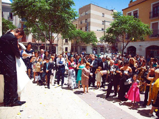 La boda de Jordi y Pilar en Vila-seca, Tarragona 26