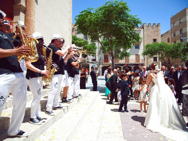 La boda de Jordi y Pilar en Vila-seca, Tarragona 32