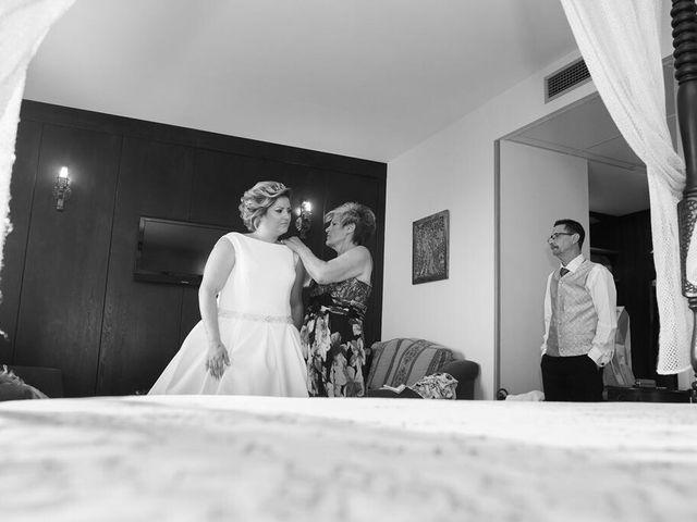 La boda de Antonio y Maria en Pedrola, Zaragoza 2