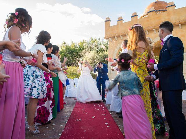 La boda de Antonio y Maria en Pedrola, Zaragoza 5
