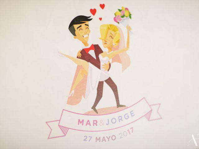 La boda de Jorge Alba Sánchez y Mar Alfonso Velázquez en Alcalá De Henares, Madrid 32