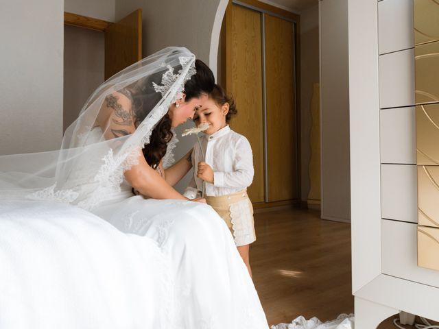 La boda de Jesús y Inma en Los Ramos, Murcia 2