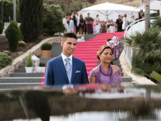 La boda de Jesús y Inma en Los Ramos, Murcia 10