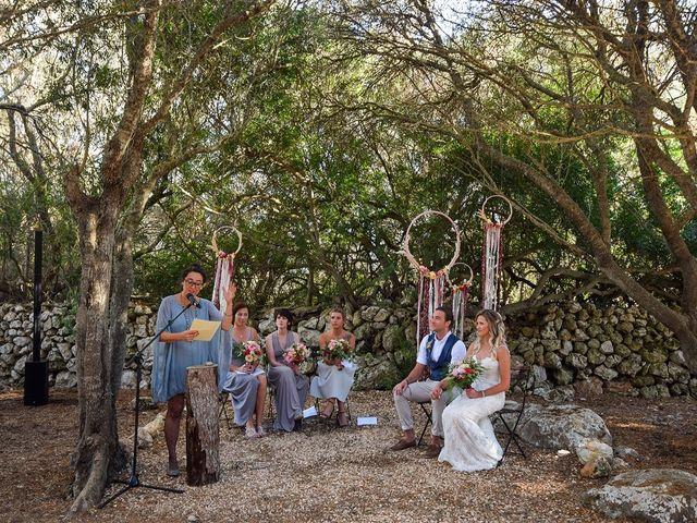 La boda de Chris y Hayley en Ciutadella De Menorca, Islas Baleares 16