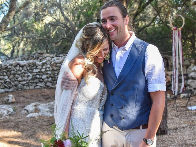 La boda de Chris y Hayley en Ciutadella De Menorca, Islas Baleares 19