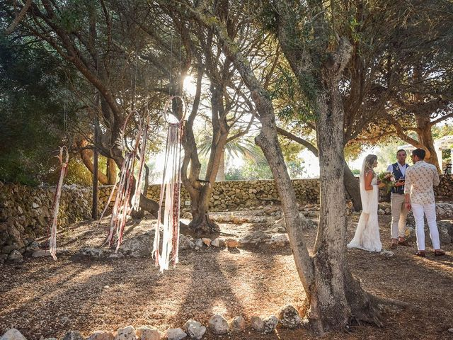 La boda de Chris y Hayley en Ciutadella De Menorca, Islas Baleares 20