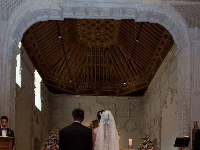 La boda de Victor Manuel y Diana  en Alcalá De Henares, Madrid 19