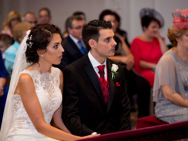 La boda de Victor Manuel y Diana  en Alcalá De Henares, Madrid 20