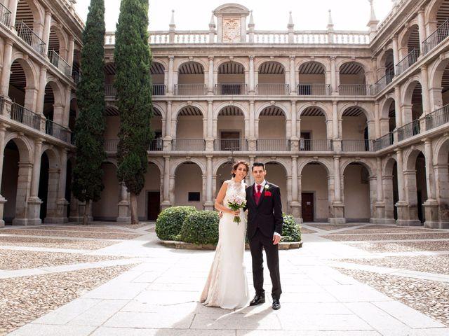 La boda de Victor Manuel y Diana  en Alcalá De Henares, Madrid 24
