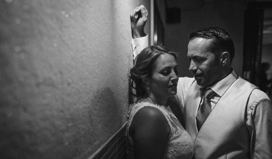 La boda de César y Raquel en El Carrizal, Las Palmas