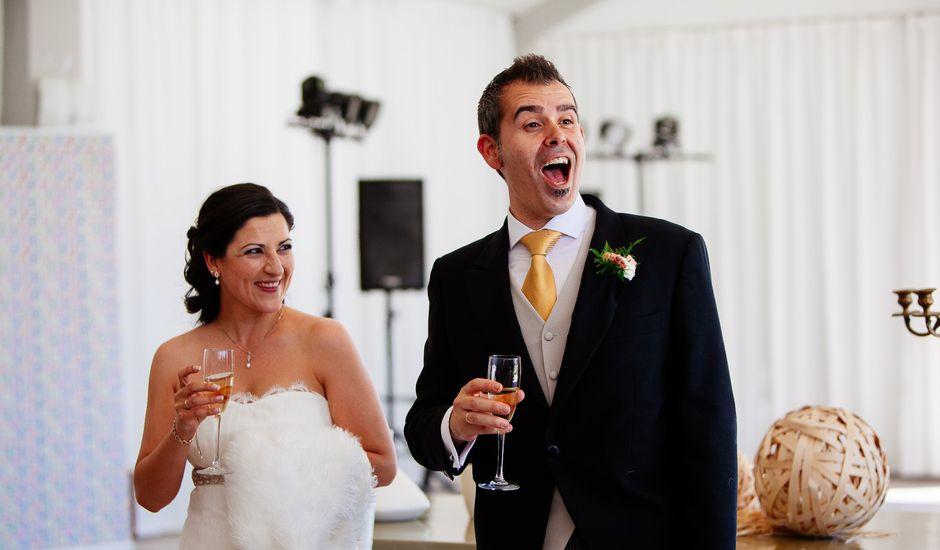 La boda de Helio y Mariajo en Chinchon, Madrid