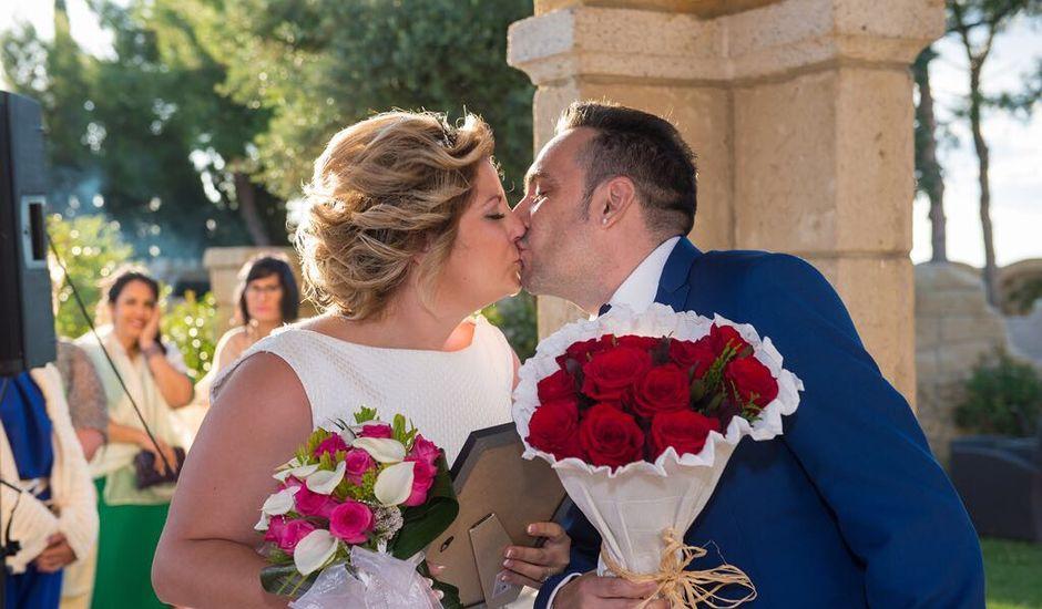 La boda de Antonio y Maria en Pedrola, Zaragoza