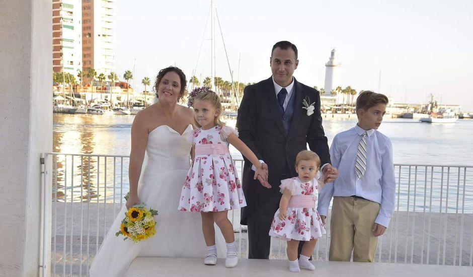 La boda de Sara y Jose Miguel  en Málaga, Málaga