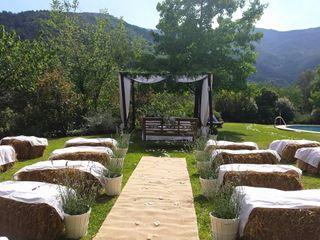 La boda de Sarai y Thibaud 3
