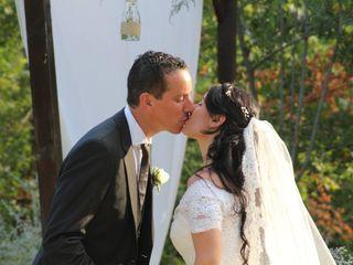 La boda de Sarai y Thibaud