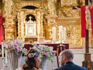 La boda de Nazareth y David 3