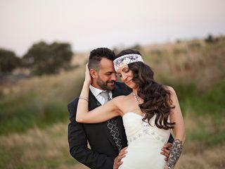 La boda de Rocio y Alfonso