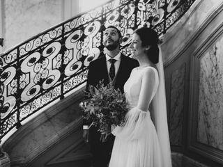 La boda de Inma y Alberto