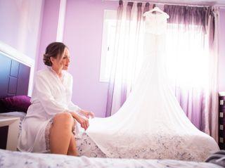 La boda de Pilar y Paco 1