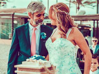 La boda de Mónica y Tony 2