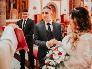 La boda de Arianna y Álvaro 3