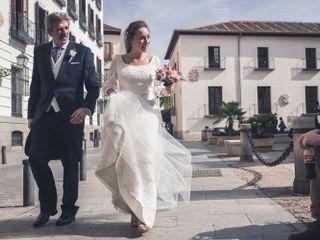 La boda de Marina y Manuel