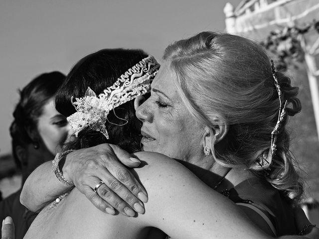 La boda de Alfonso y Rocio en Mérida, Badajoz 22