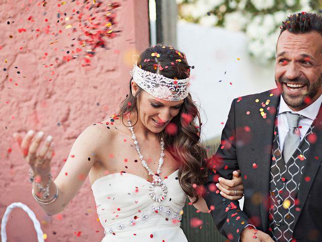 La boda de Alfonso y Rocio en Mérida, Badajoz 24