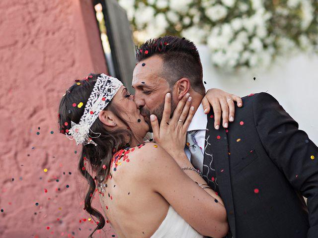 La boda de Alfonso y Rocio en Mérida, Badajoz 25