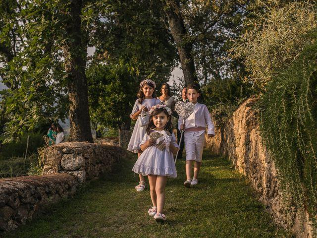 La boda de Fito y Nuria en Jarandilla, Cáceres 19