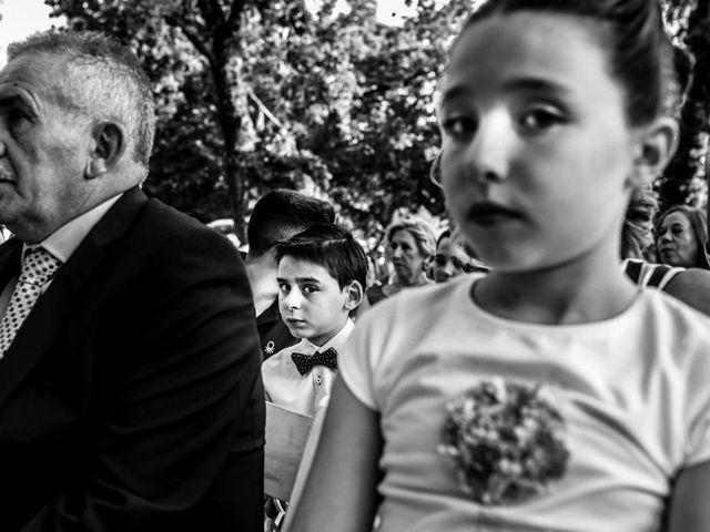 La boda de Fito y Nuria en Jarandilla, Cáceres 21