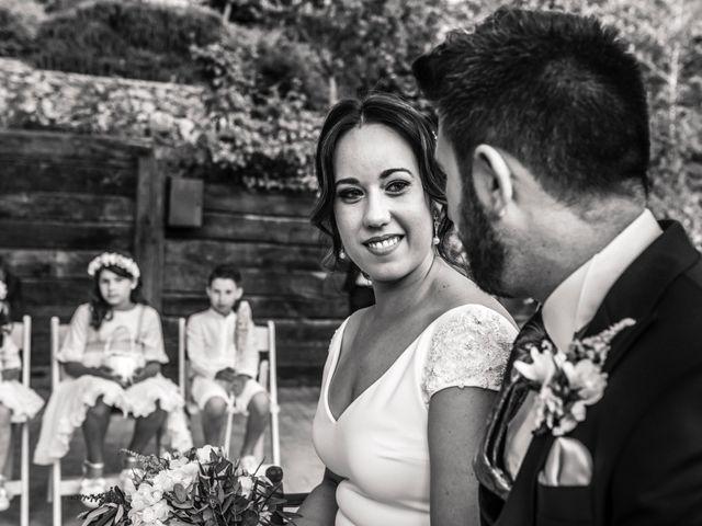 La boda de Fito y Nuria en Jarandilla, Cáceres 22