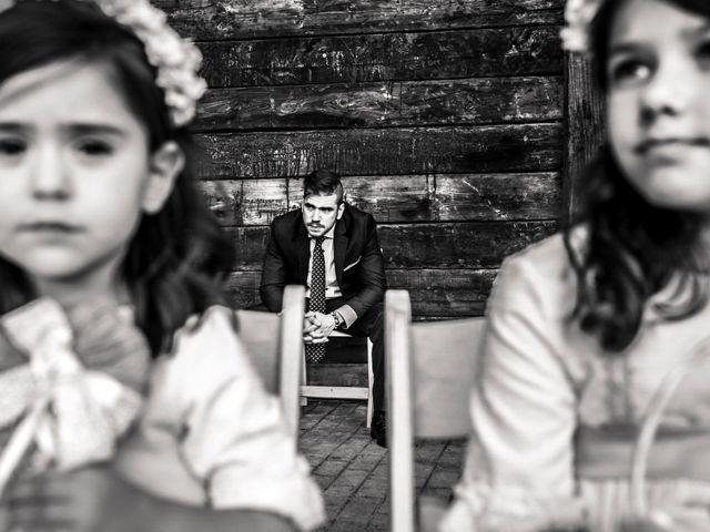 La boda de Fito y Nuria en Jarandilla, Cáceres 23
