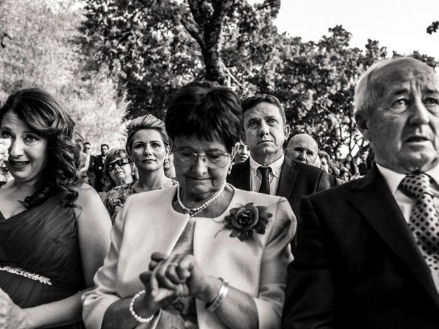 La boda de Fito y Nuria en Jarandilla, Cáceres 24