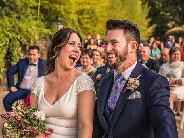 La boda de Fito y Nuria en Jarandilla, Cáceres 1