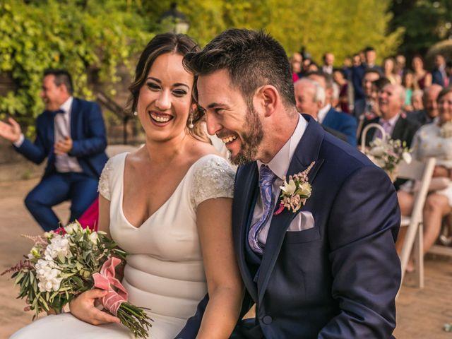 La boda de Fito y Nuria en Jarandilla, Cáceres 26