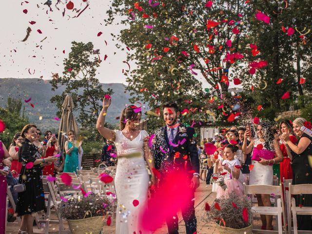 La boda de Fito y Nuria en Jarandilla, Cáceres 28