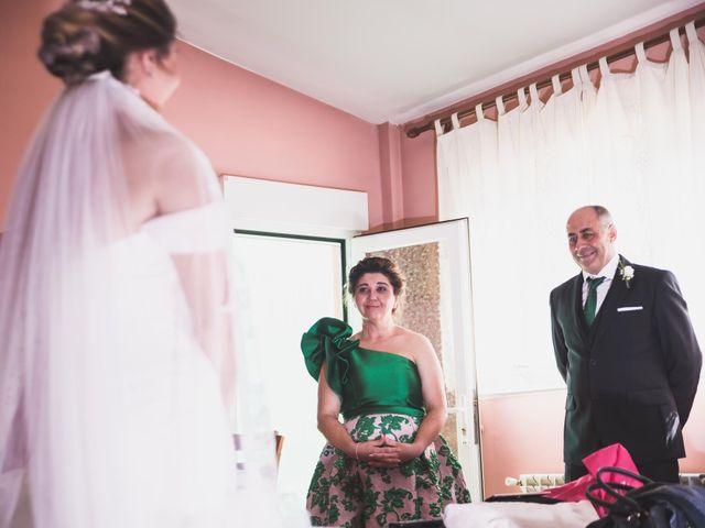La boda de Adrián y Rocío en Puente Boeza, León 13