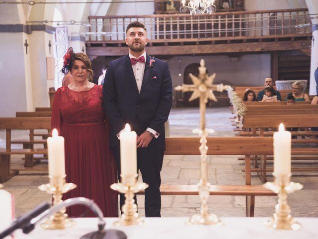 La boda de Adrián y Rocío en Puente Boeza, León 14