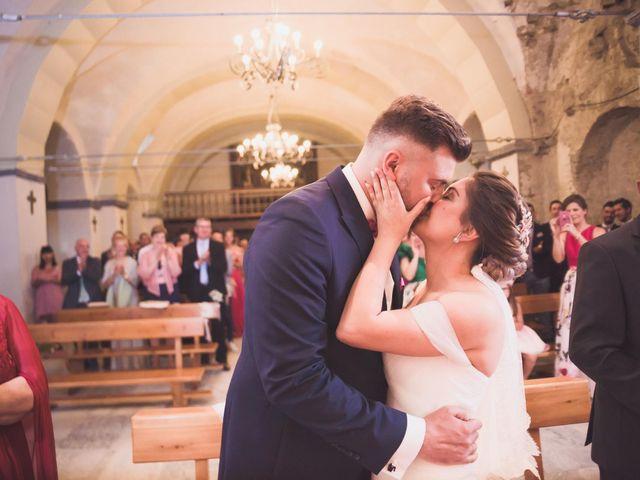 La boda de Adrián y Rocío en Puente Boeza, León 18