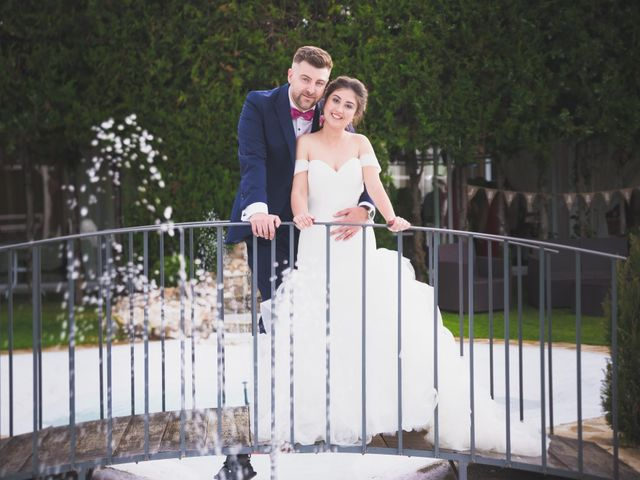 La boda de Adrián y Rocío en Puente Boeza, León 30