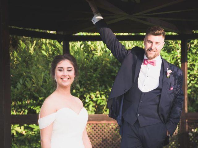 La boda de Adrián y Rocío en Puente Boeza, León 31