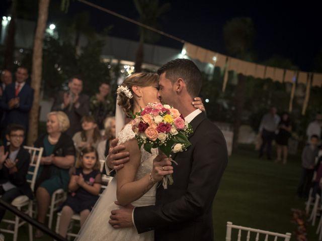 La boda de Jesus y Miriam en Murcia, Murcia 17