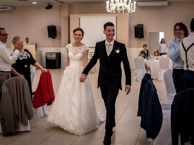 La boda de Jesus y Miriam en Murcia, Murcia 22