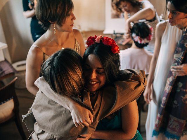 La boda de Juan y Lucía en Benasque, Huesca 19