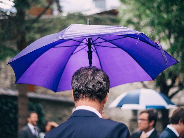 La boda de Juan y Lucía en Benasque, Huesca 28