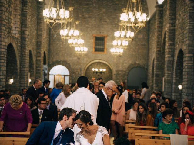La boda de Juan y Lucía en Benasque, Huesca 50