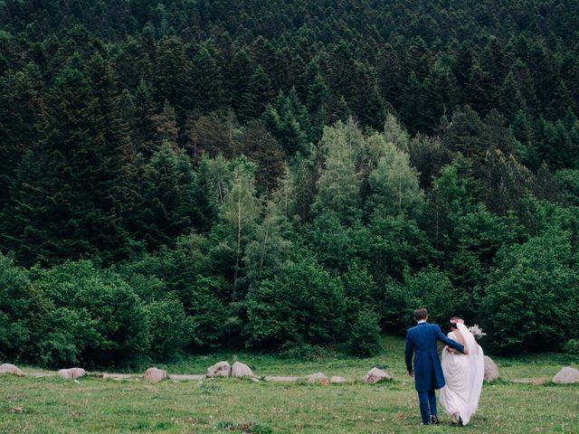 La boda de Juan y Lucía en Benasque, Huesca 58